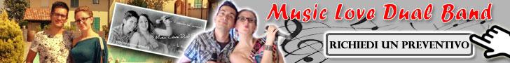 Richiedi Preventivo Music Love Dual Band