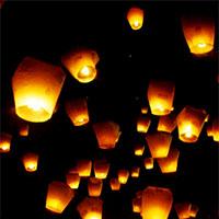 Lanterne Volanti vietate anche a Vicenza
