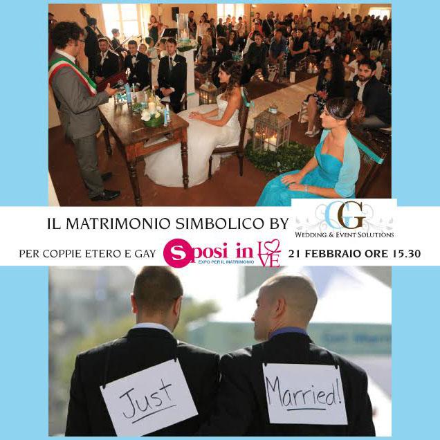 Primo Matrimonio Gay Toscana : Il primo matrimonio simbolico per etero e gay a sposi in