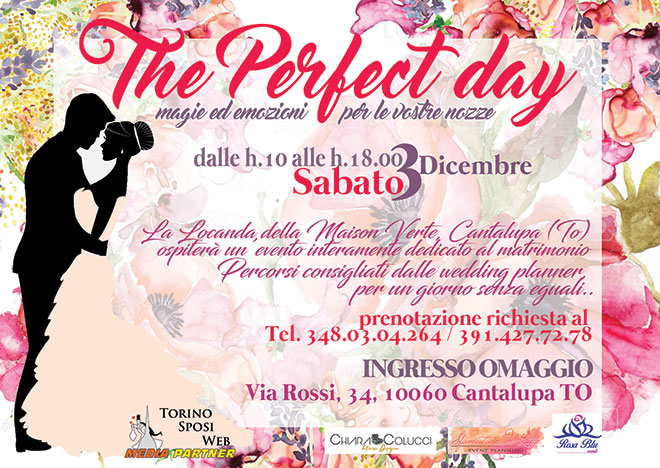 THE PERFECT DAY alla Locanda della Maison Verte