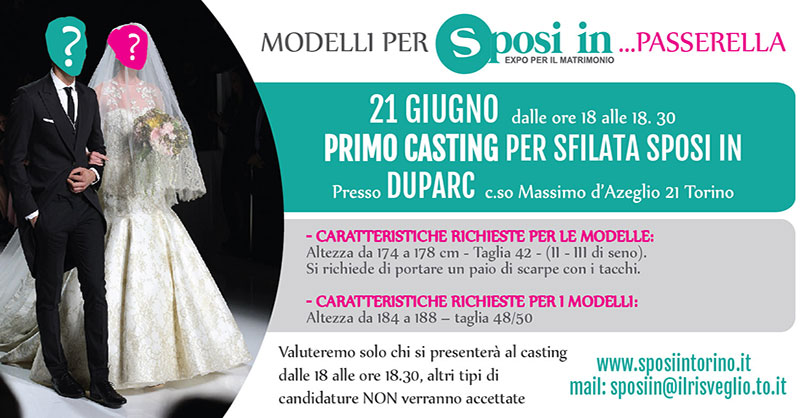 casting modelle sposi in duparc 800