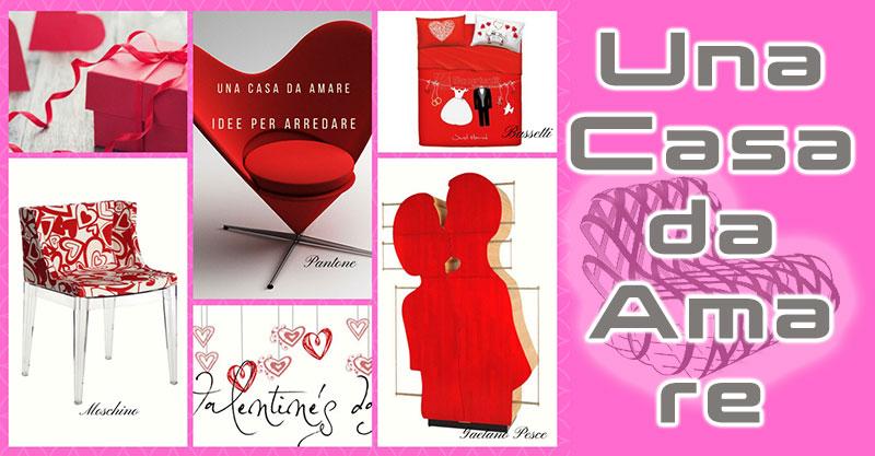 San valentine day amore design - Una casa da amare ...