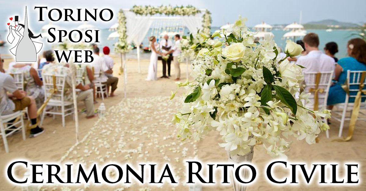 Celebrante Matrimonio Simbolico Roma : Cerimonia rito civile o simbolico unioni civili torino e piemonte