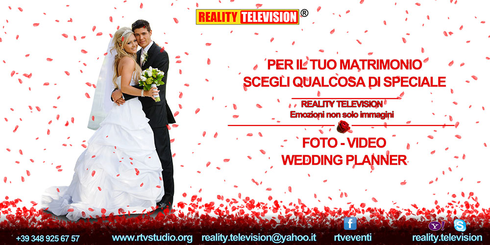 Filmari Nunti Torino By Reality Television