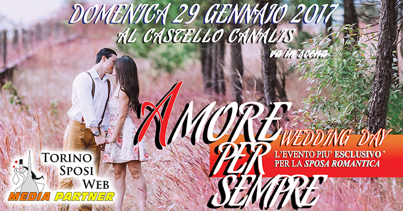 AMORE PER SEMPRE - Wedding Day 1° edizione