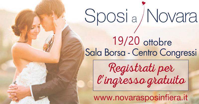 Bomboniere Matrimonio Novara.Fiera Sposi A Novara 2019